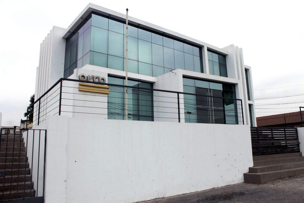 Inmobiliaria OVCO Oficina Central
